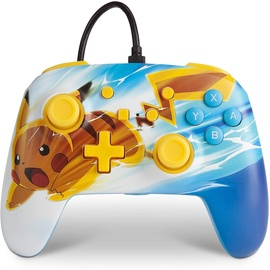 PowerA Pokemon Pikachu Charge Controller