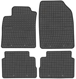 Резиновый автомобильный коврик Frogum Opel Vectra C / Signum, 4 шт.