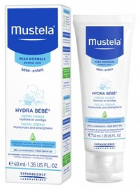 Mustela Hydra Baby Facial Cream 40ml