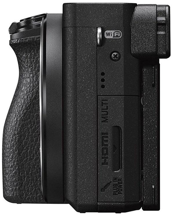 Sony Alpha A6500 + 18-105mm F/4 G OSS
