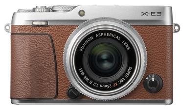 Fujifilm X-E3 + Fujinon XF 23mm F2 R WR Brown
