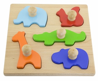 Viga Block Puzzle Animals 50662