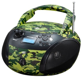 Grundig GRB 4000 CD Player Camouflage