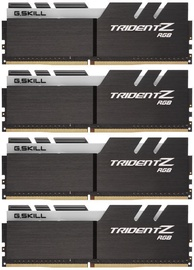 G.SKILL TridentZ RGB 32GB 3200MHz CL16 DDR4 KIT OF 4 F4-3200C16Q-32GTZRX