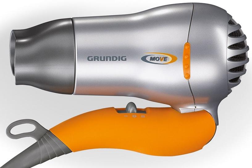 Grundig HD 2509 Orange/Gray