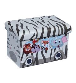 Pufas Zebras, 48 x 32 x 31.5 cm