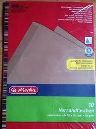 Herlitz Envelopes B4 10 Pieces
