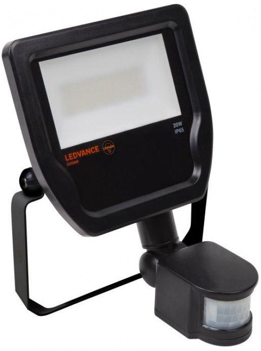 Ledvance Floodlight LED With Sensor 20W/4000K Black