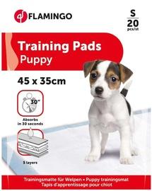 Пеленки Flamingo Puppy Training Pads S 517524, 20 шт.
