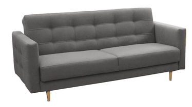 Sofa-lova Idzczak Meble Godivo Grey, 210 x 94 x 90 cm