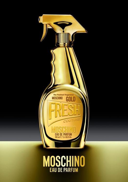 Parfüümvesi Moschino Fresh Gold Couture 100 ml, EDP