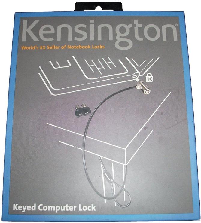 Замок для ноутбука Kensington Keyed Computer Lock