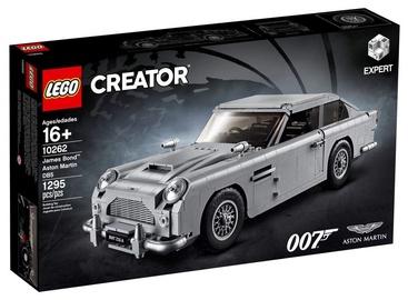 Konstruktors LEGO® Creator 10262 James Bond™ Aston Martin DB5