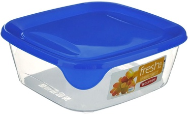 Curver Food Container Square 0,25L Fresh&Go Blue