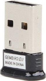 Gembird BTD-MINI5 USB Bluetooth 4.0 Mini Dongle Black