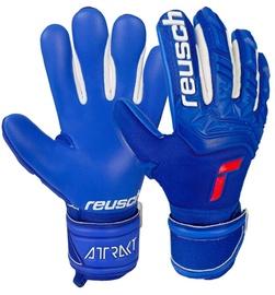 Vārstusarga cimds Reusch Attrakt Freegel Silver Finger Support Junior Gloves 5172238 4010 Size 6