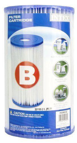 Intex Filter Element Type B Set