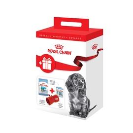 Šunų maisto rinkinys Mini + Dovana pledas