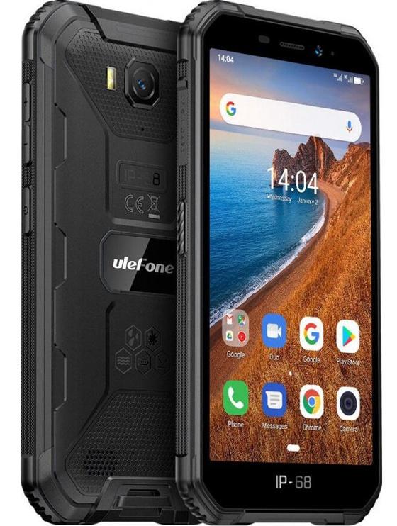 Мобильный телефон Ulefone Armor X6, черный, 2GB/16GB
