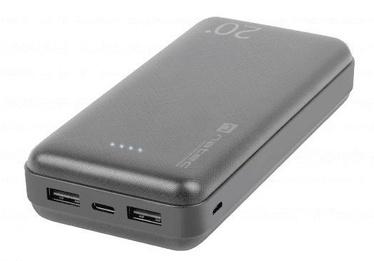 Зарядное устройство - аккумулятор Natec Extreme Media Trevi, 20000 мАч, черный