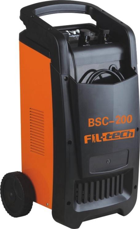 Зарядное устройство Filtech BSC-200, 12 - 24 В, 20 а