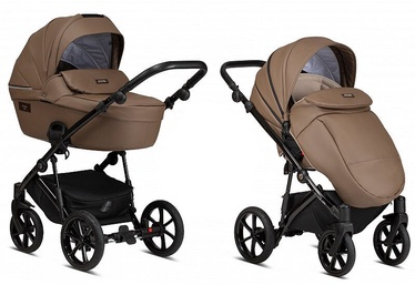 Tutis Stroller Viva Life 2in1 Leather Brown