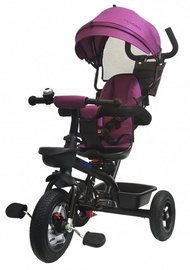 Tesoro BT-10 Baby Tricycle Black Pink