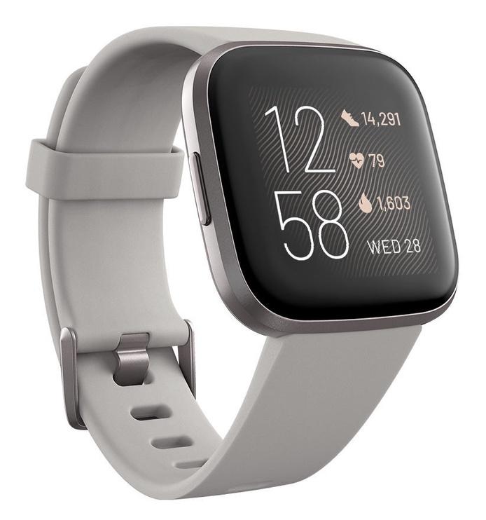 Išmanusis laikrodis Fitbit Versa 2, pilka