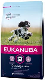 Eukanuba Puppy Medium Breeds Chicken 3kg