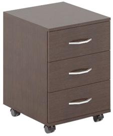 Skyland Simple SC-3M Office Cabinet Legno Dark