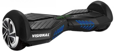 Visional X-type Hoverboard 6.5'' With Bluetooth Black