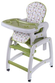 EcoToys Highchair 3-In-1 Green
