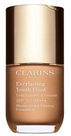 Tonizējošais krēms Clarins Everlasting Youth Fluid SPF15 108.5. Cashew, 30 ml