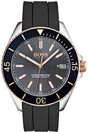 Hugo Boss Men's Watch Ocean Edition 1513558 Black