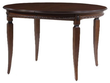 Uta Dinner Table ALT 8-12M Brown