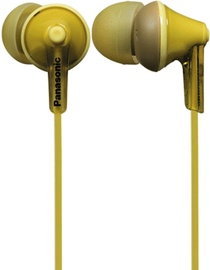 Ausinės Panasonic RP-HJE125E Yellow