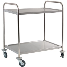Stalgast Serving Trolley 2 Shelves