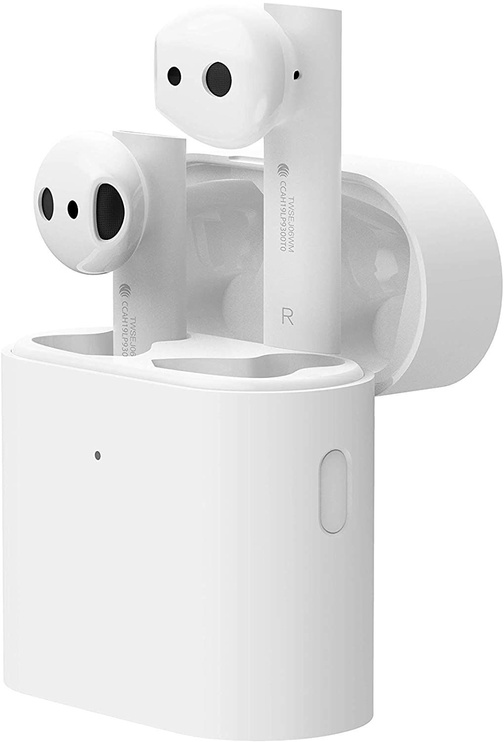 Belaidės ausinės Xiaomi Mi True Wireless 2 In-Ear White