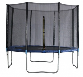 Tesoro Trampoline 312cm Net/Ladder SDT-1004HO Black/Blue
