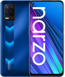 Мобильный телефон Realme Narzo 30 5G, синий, 4GB/128GB