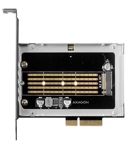 Axagon PCEM2-NC PCIe NVMe M.2 Adapter