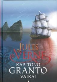 Knyga Kapitono Granto vaikai