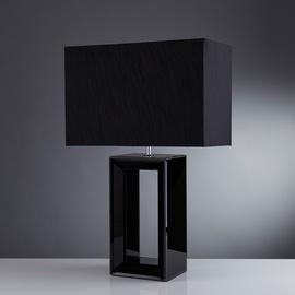 Dekoratyvus stalinis šviestuvas Searchlight Mirror 1610BK, 1 x 10W E27