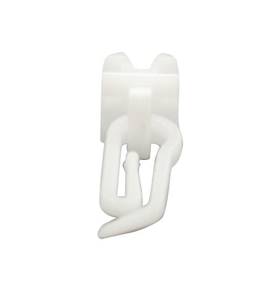 Šliaužiklis su plastikiniu segtuku universaliam bėgeliui 30vnt