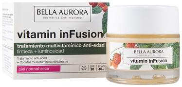 Bella Aurora Vitamin Infusion Anti Ageing Day Treatment SPF20 50ml