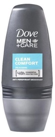 Dove Men Roll On Deodorant Clean Comfort 50ml