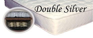 Матрас SPS+ Double Silver, 140x200 см