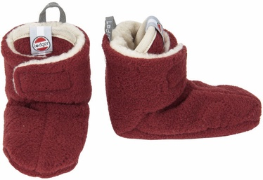 Lodger Fleece Booties BotAnimal Parrot 12-18m