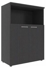 Skyland Xten XMC 85.3 Office Wardrobe 85.6x119x43.2cm Legno Dark