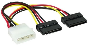 Gembird CC-SATA-PSY Cable 0.15m